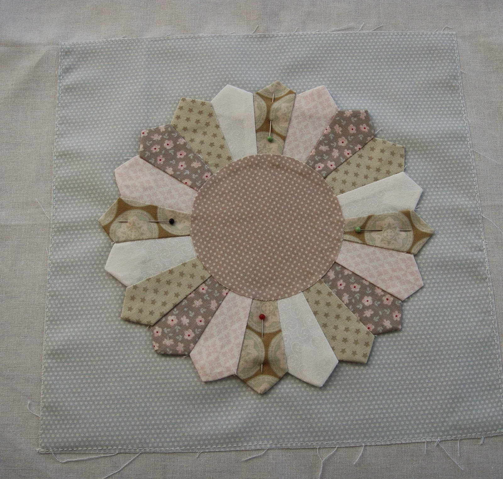 This Time Round, As I Have Learned From My Online Basic Crazy Quilt Course  Run By Kathy Shaw, I Now Know That It Is Very Important For Crazy Quilt  Blocks To