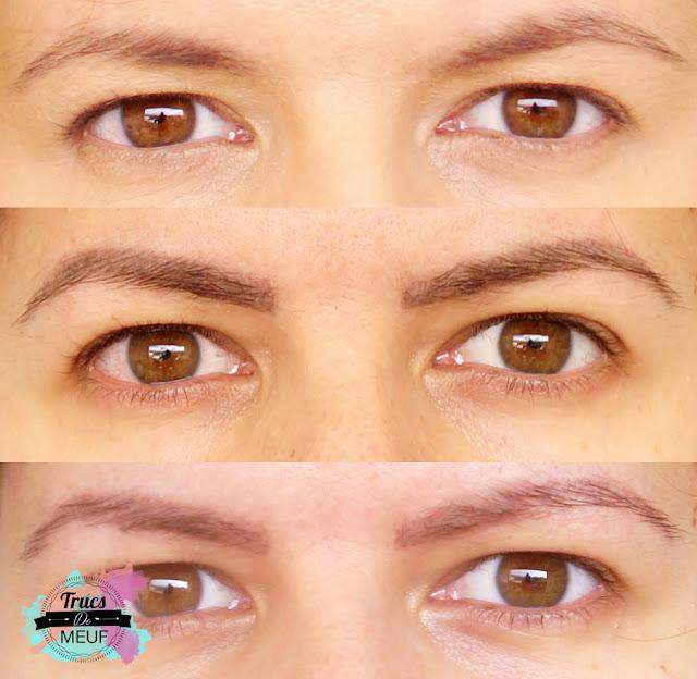 Trucs de Meuf: Le maquillage semi permanent des sourcils à ...