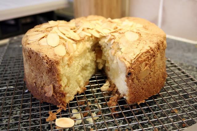 Almond Apple Cake Mary Berry
