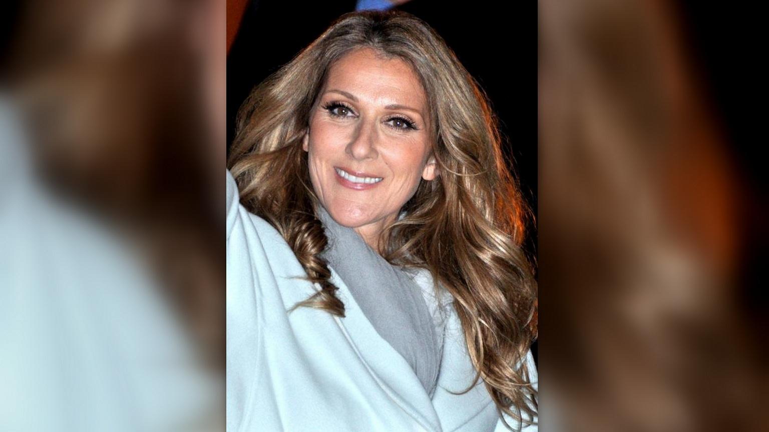 Celine Dion gets naked for Vogue