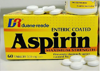 بحث حول الأسبرين