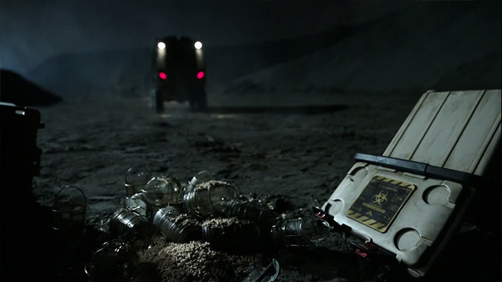 The 100 - The Warriors Will - Review: