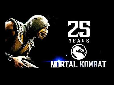 Mortal Kombat - 25° anniversario