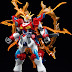 Review: HGBF 1/144 Kamiki Burning Gundam by Masterfile