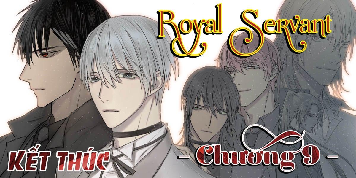 Người hầu hoàng gia - Royal Servant - Chương 009 - Trang 71