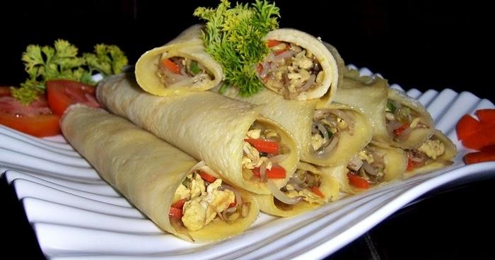 Resep Lumpia Basah Spesial - Resep Masakan 4