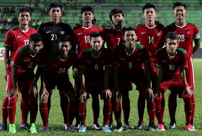 Friendly Match Persewangi dan Timnas u-19