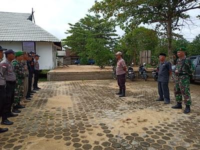 Kapolsek Imbau Warga untuk Tenang Hadapi Keputusan KPU