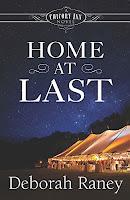 Fiction Novel - Home At Last by Deborah Raney
