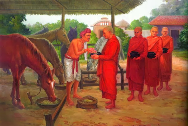 Đạo Phật Nguyên Thủy - Đường Xưa Mây Trắng - Chương 50: Một vóc cám rang