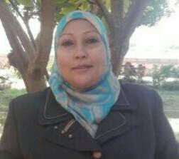 راندا أبو العلا مديرة لمنطقة روض الفرج للشباب والرياضة