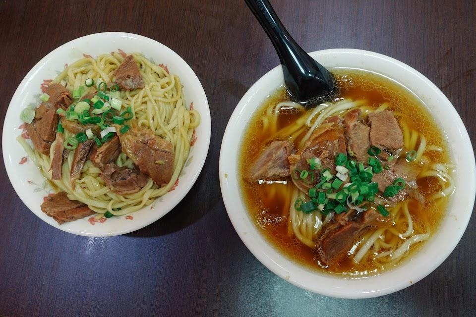 港園牛肉麺館(Gang Yuan Beef Noodle Restaurant)