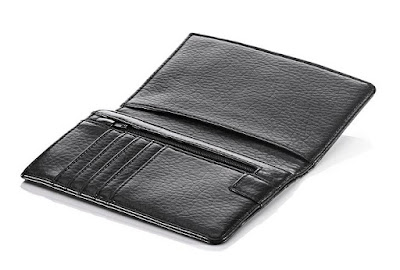 Travel Smart Passport Holder Wallet
