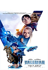 Valerian and the City of a Thousand Planets (2017) BRRip 1080p Latino AC3 5.1 / ingles AC3 5.1