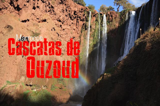 Visitar as Cascatas de Ouzoud - O que visitar em Marraquexe - Marrakesh, Marrocos