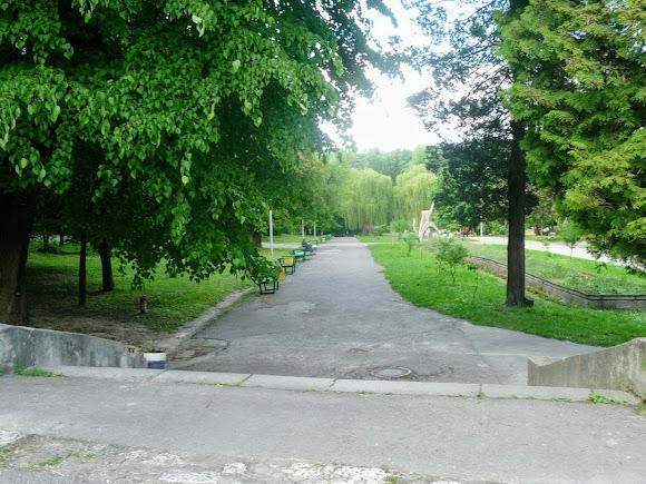 Львів. Парк ім. Богдана Хмельницького