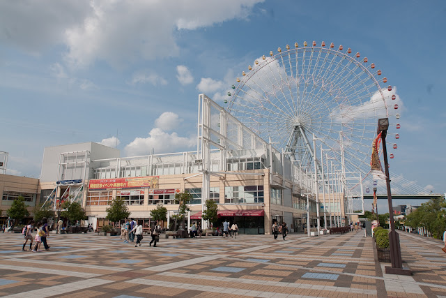 Tempozan Ferris Wheel, Tempozan, Osaka