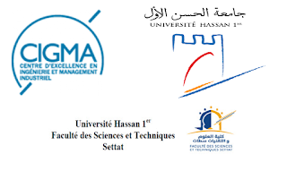cigma-universitè hassan 1- faculltè des science et technique settat-fst settat
