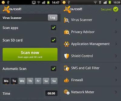 Kumpulan Anti Virus Terbaik Untuk Android