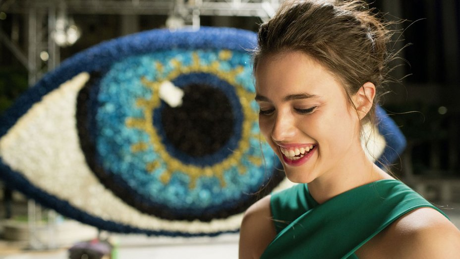 30337dd1844 See Margaret Qualley Dance In The Kenzo Perfume Ad To End All Perfume Ads