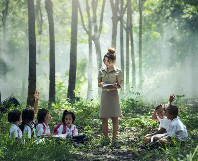 Contoh Pantun Kanak Kanak Muda Tua 40 Contoh Pantun Anak Anak Beserta Maknanya Materi Pelajar 8329