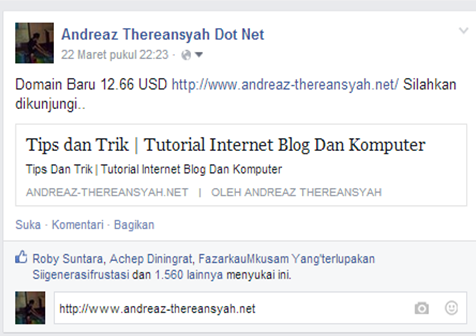 Andreaz Thereansyah