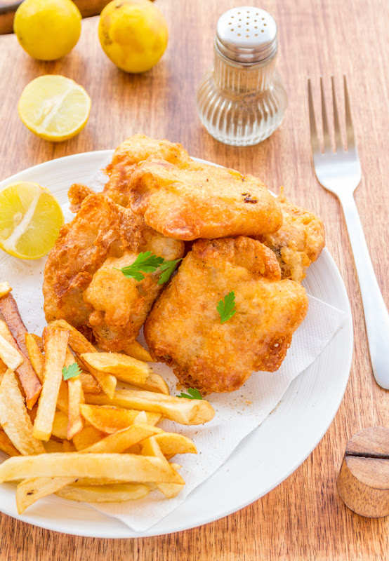 Best ever fish and chips recipe my favorite things for Best fish and chips recipe