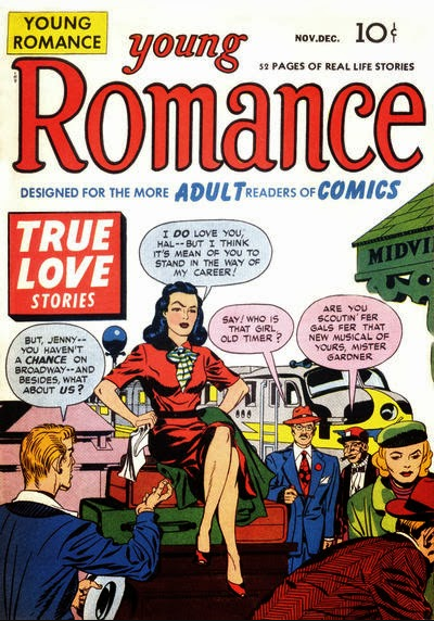 Jack Kirby Young Romance