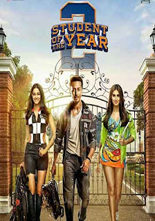 Student of the Year 2 (2019) Review Poster