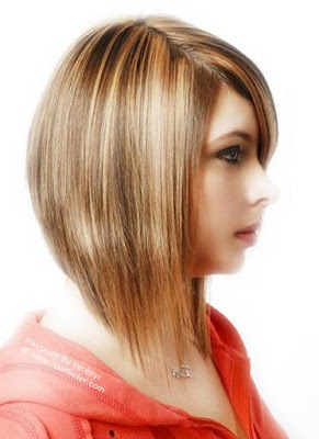 Latest Shoulder Length Hair Styles 2015