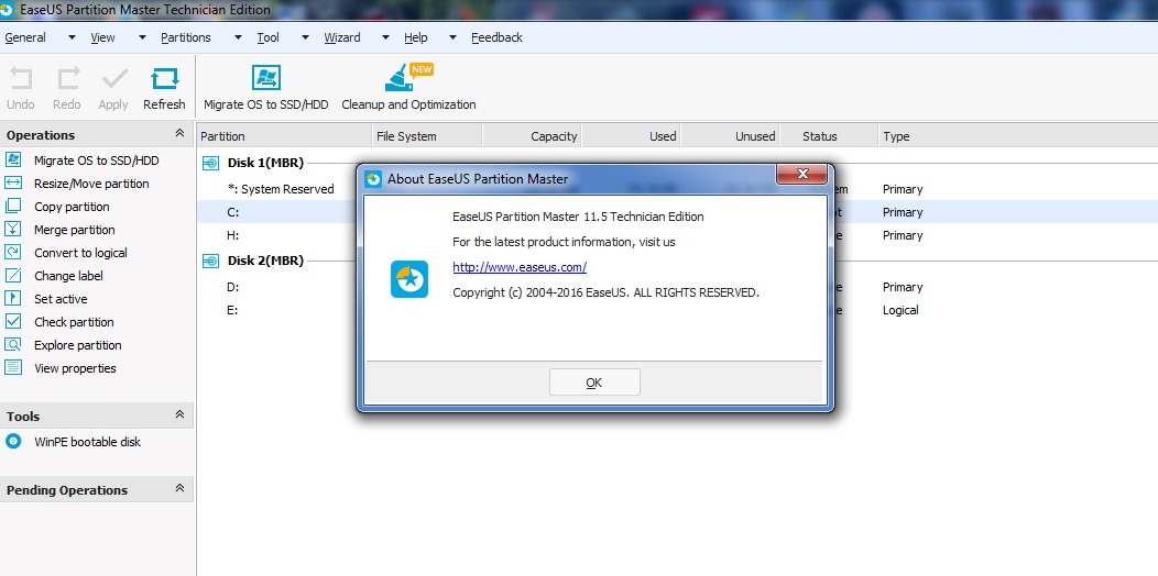easeus partition master full bagas31