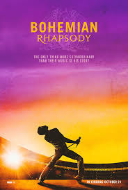 poster for Bohemian Rhapsody - movie