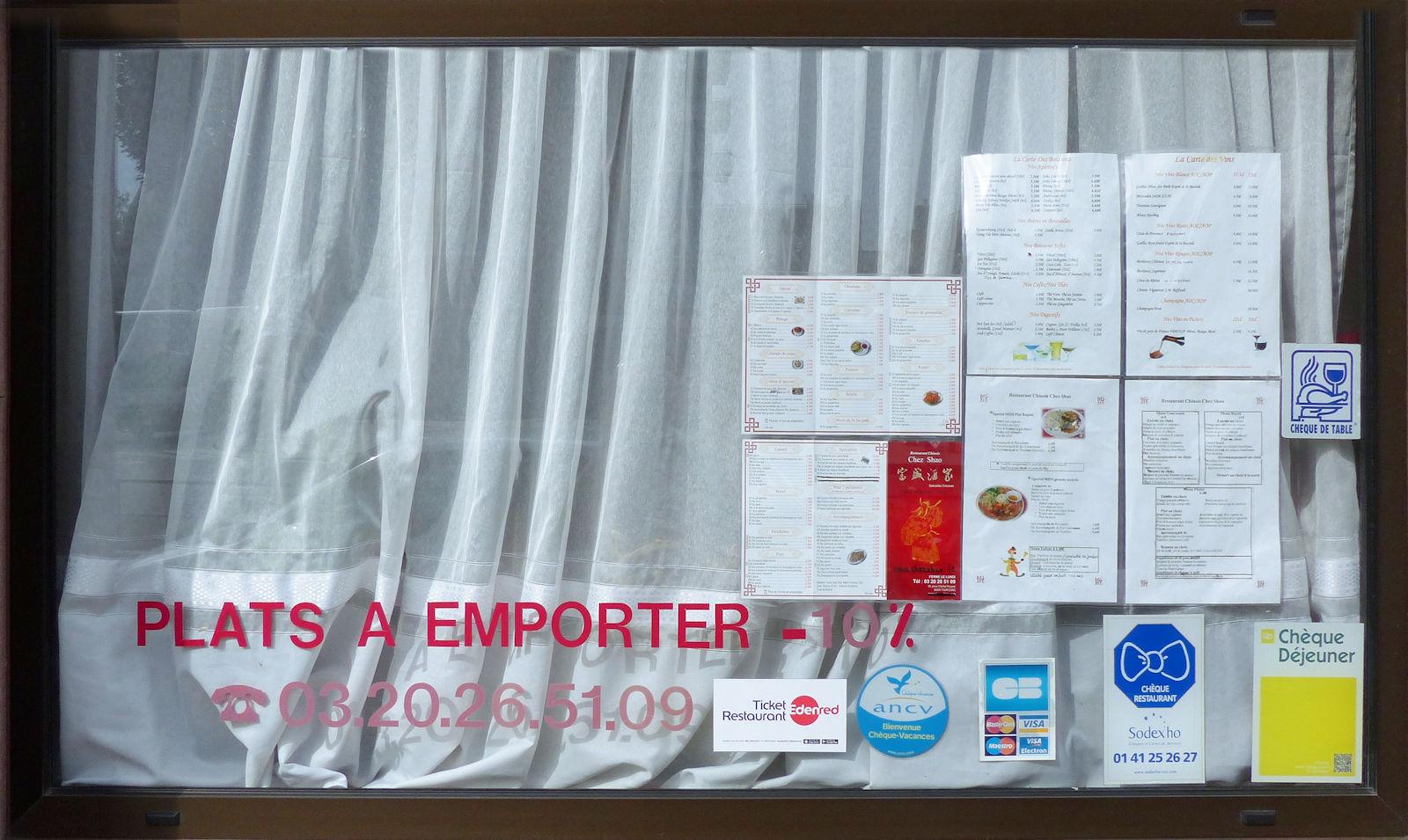 Restaurants Tourcoing - Chinois, Chez Shao.