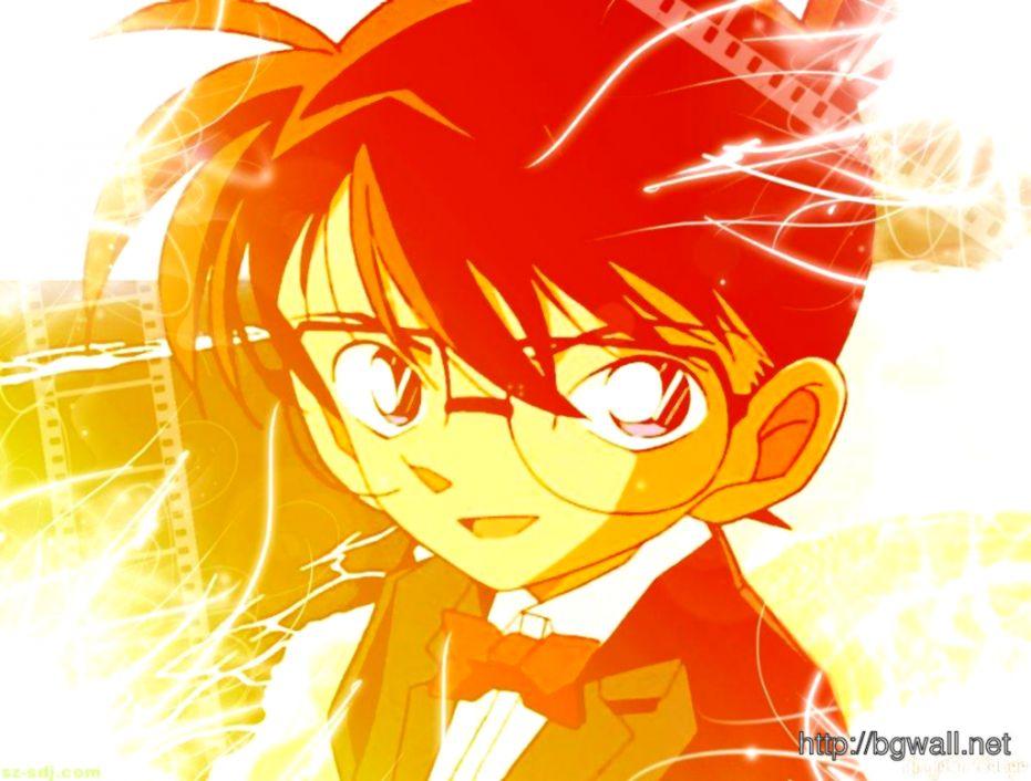 Detective Conan Action Hd Wallpaper Pc Wallpaper Background Hd
