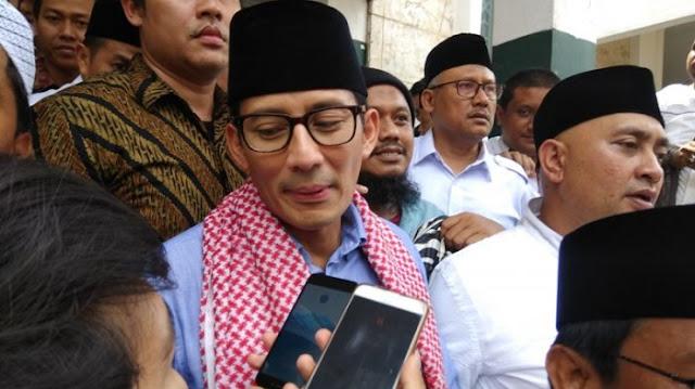 Prabowo Tak Gandeng Ulama, Pengamat: Sandi Tak Kalah Religius