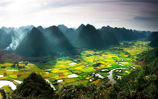 Bac Son Valley – Vietnã