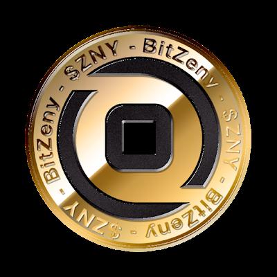 ビットゼニー(BitZeny)のフリー素材(金貨古銭ver)