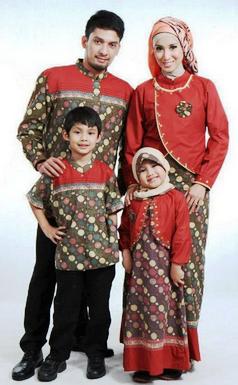 batik kombinasi sarimbit