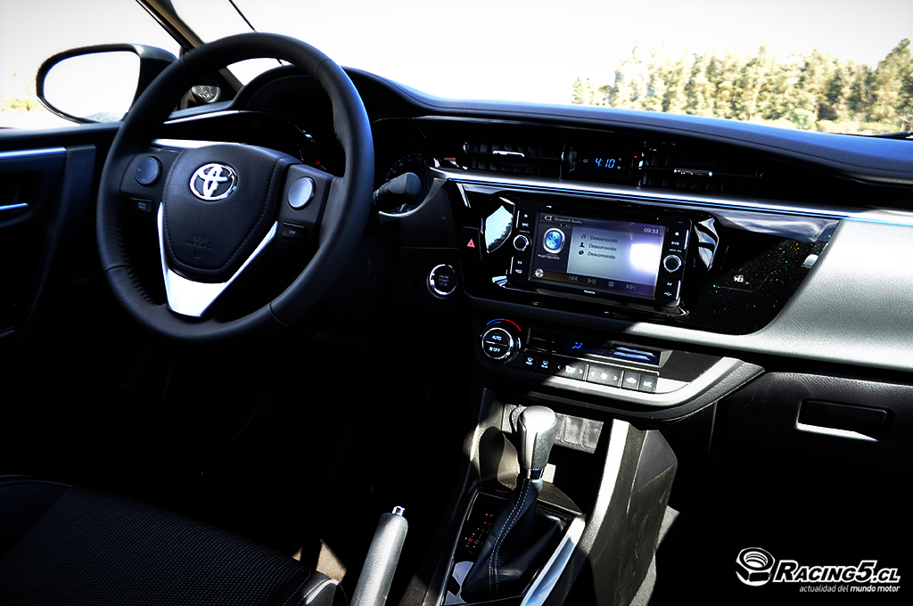 Toyota Crolla 2014 Interior-Best Selling Cars