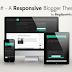 Zett Responsive Blogger Template