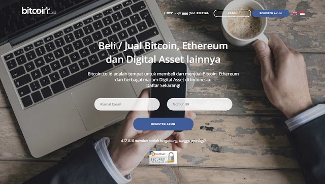 VIP Bitcoin Indonesia