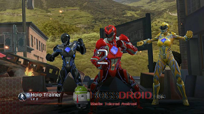 Download Power Rangers Legacy Wars Mod Apk