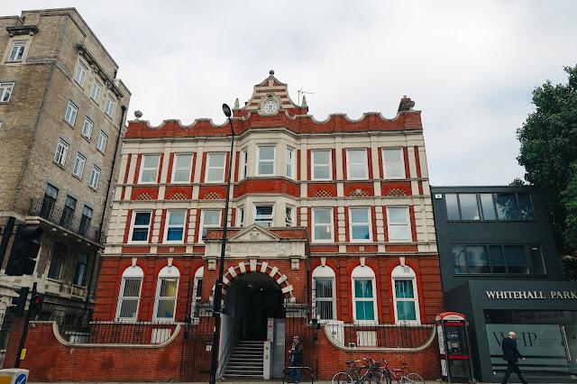 元聖パンクラス女性孤児院(Former The Saint Pancras Female Orphanage)