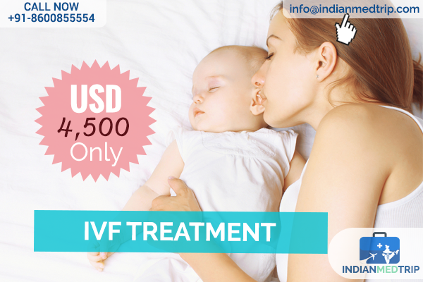 Special Offer On IVF treatment