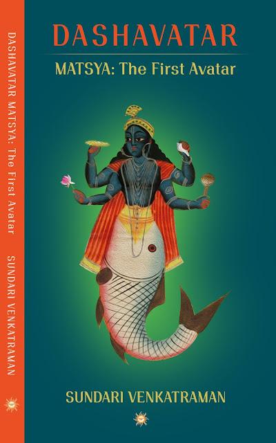 #Matsya The First Avatar
