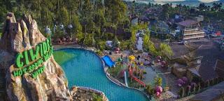 Valley resort Ciwidey