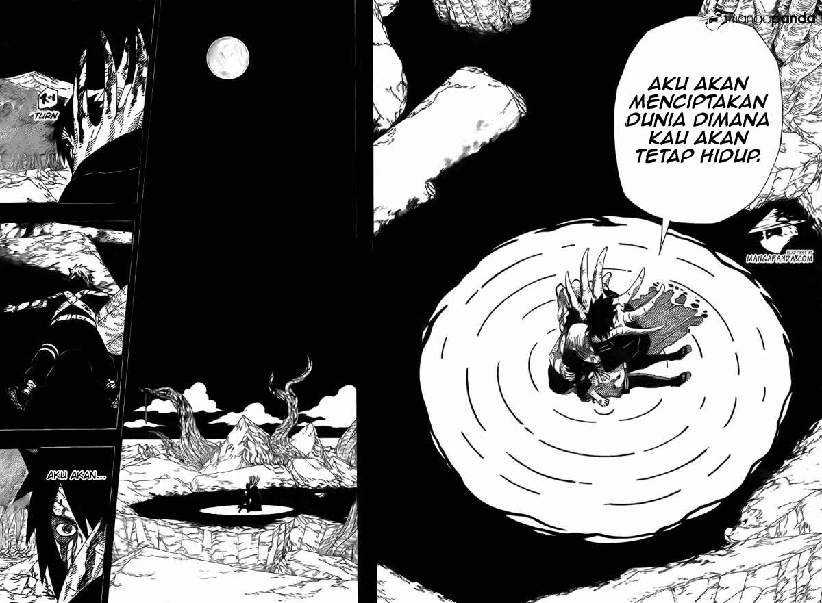 manga naruto online 606 page 6