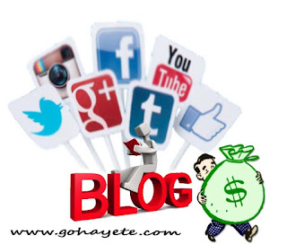 Cara dapat uang melalui blog ll Banyak cara buat jadi kaya point 4 Hidupmu indah
