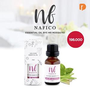 Nafico Essential Oil Bye Mr Mosquito