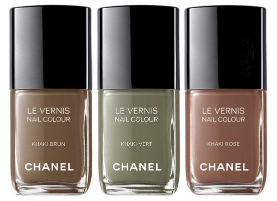 Eylure 110 False Lashes and 2true Nail Varnish Shade 9 (Chanel dupe